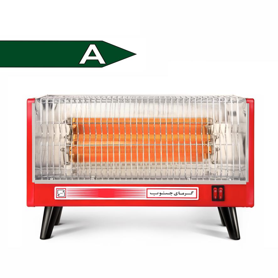 قیمت بخاری برقی سه شعله گرمای جنوب